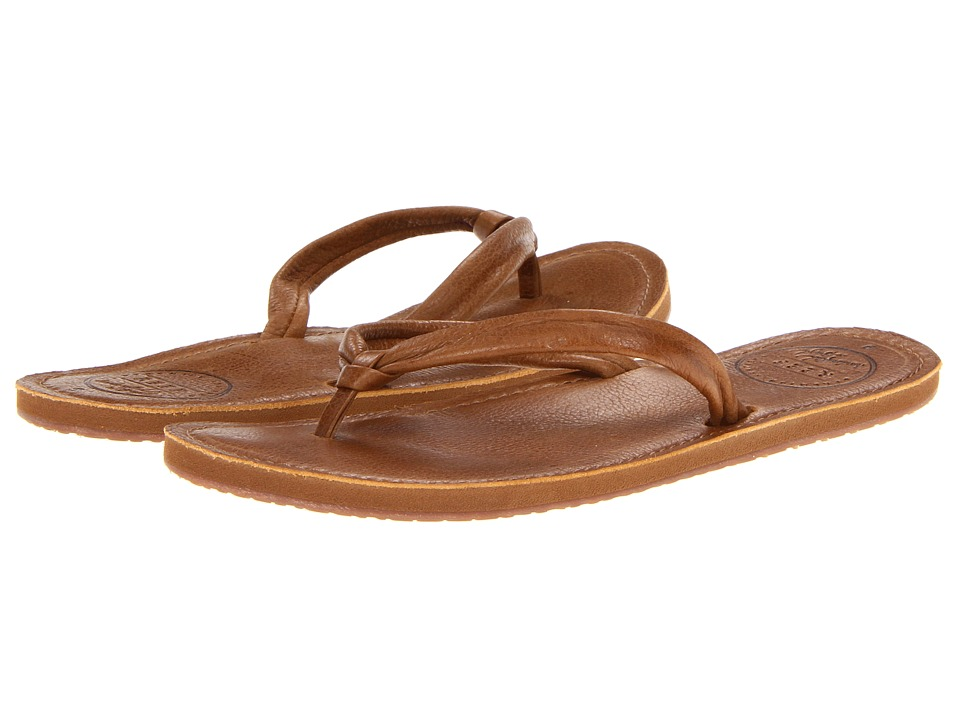 Fantastic NEW WOMEN REEF SANDAL T-STRAP MOON CUSHION BROWN RF-001276 ORIGINAL BRO | EBay