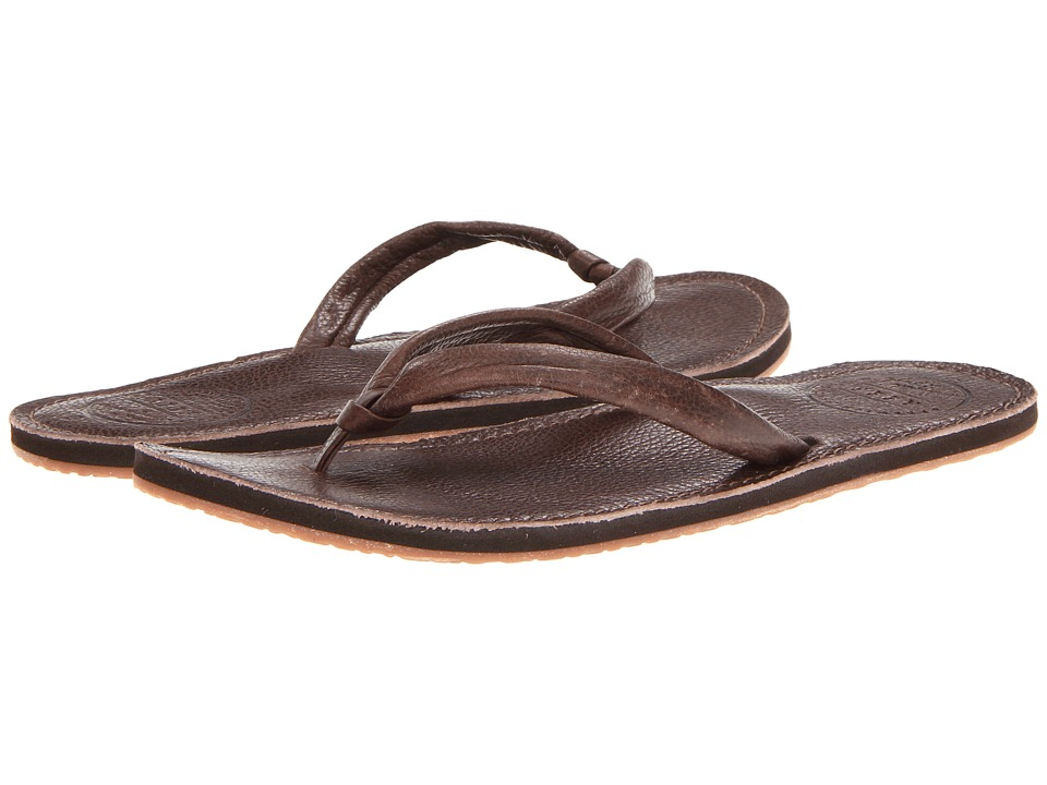 Perfect Reef Womenu0026#39;s Mallory Scrunch Sandals - Brown