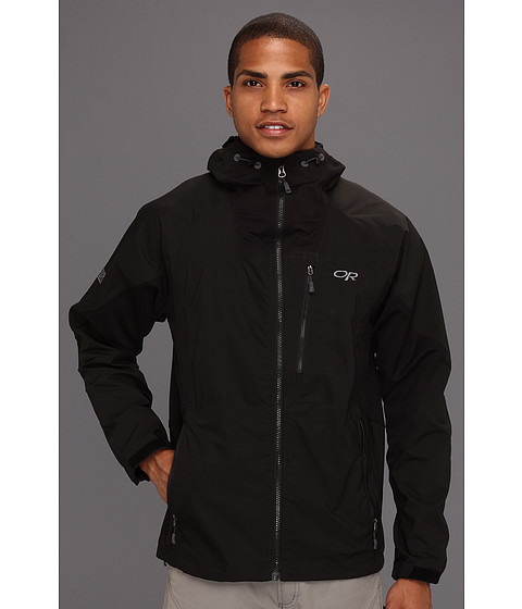 Outdoor Research - Enchainment Jacket (Black) Men's Coat
