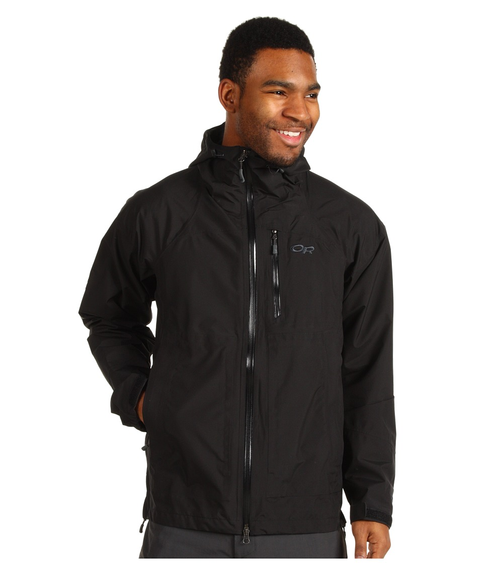 Outdoor Research - Foray Jacket (Black) Men's Coat