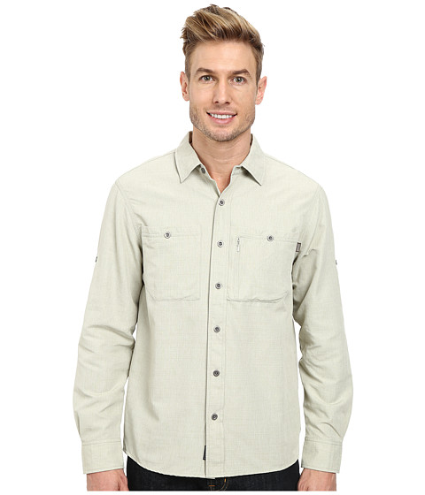 Outdoor Research - Wayward L/S Shirt (Cairn) Men's Clothing