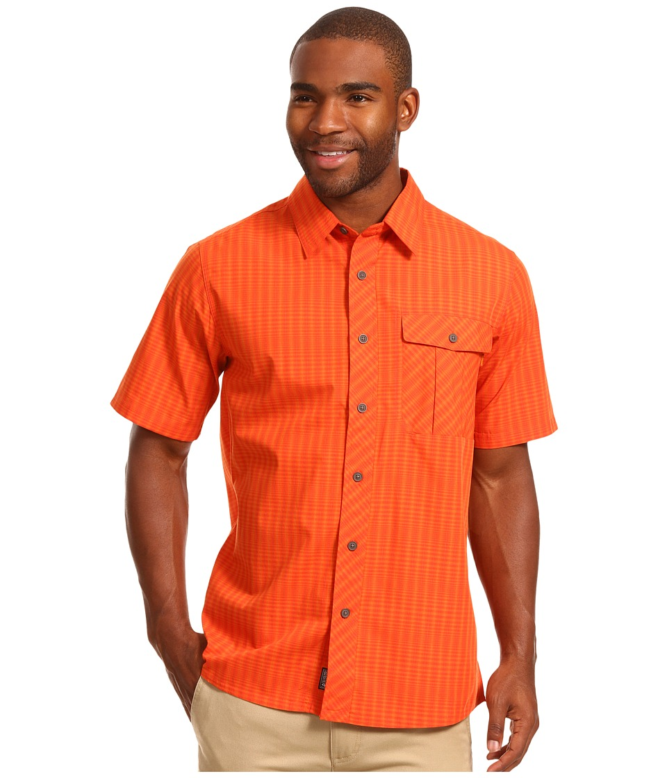 Outdoor Research - Overtone S/S Shirt (Diablo) Men's Short Sleeve Button Up