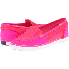 SALE! $16.99 - Save $18 on Keds Kids Surfer (Little Kid Big Kid) (Neon Pink Animal Print) Footwear - 51.46% OFF $35.00