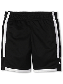 SALE! $14.99 - Save $9 on Nike Kids Nike Triple Double Short (Little Kids) (Black) Apparel - 37.54% OFF $24.00