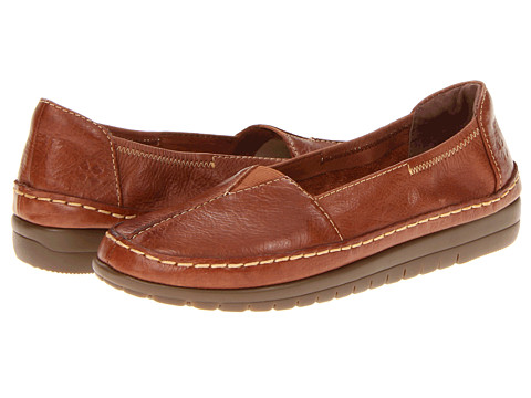 Naturalizer - Feist (Cognac Leather) Women