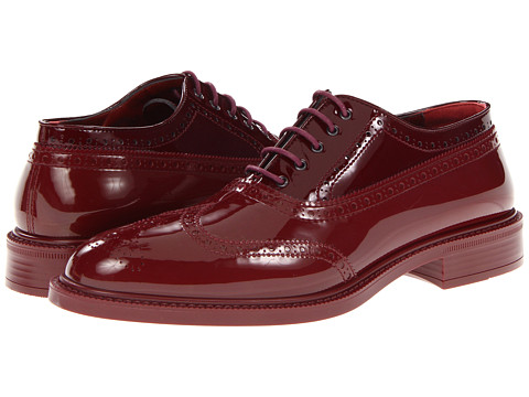 bf09669a4c50 ... EAN 8057410101171 product image for Vivienne Westwood MAN Plastic Brogue  (Ruby Red Patent Red ...