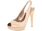 BCBGMAXAZRIA - Falcon (Champagne Satin) - Footwear