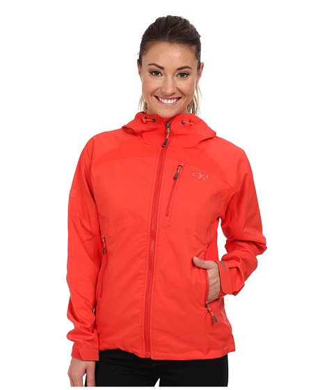 Outdoor Research - Enchainment Jacket (Flame) Women's Coat