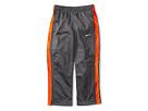 Nike Kids OT Pant (Little Kids) (Dark Grey/Team Orange)