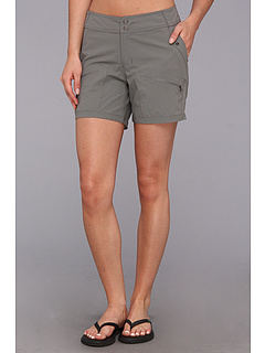 SALE! $36.99 - Save $38 on Outdoor Research Contour Shorts (Pewter) Apparel - 50.68% OFF $75.00