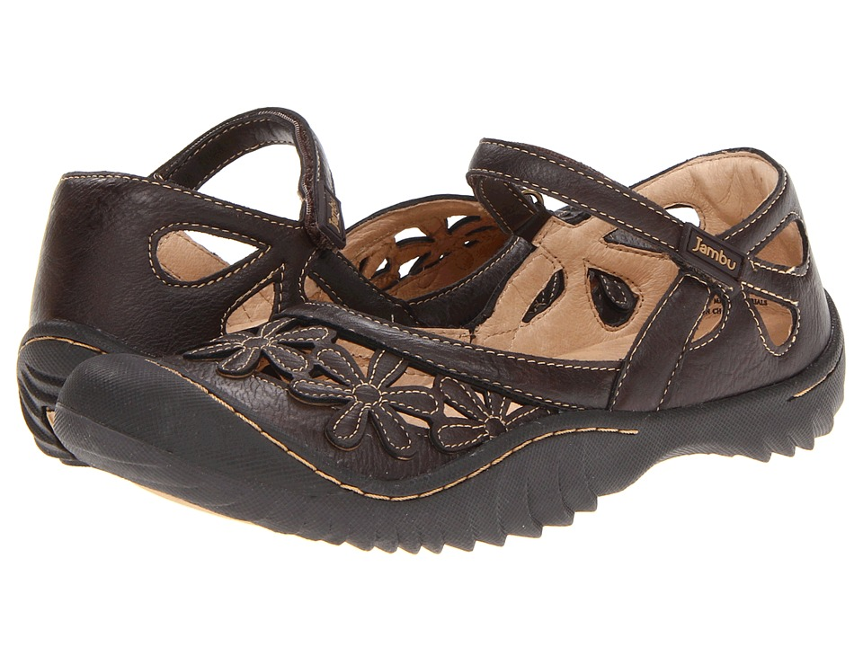 Jambu - Blossom (Brown) Women's Shoes
