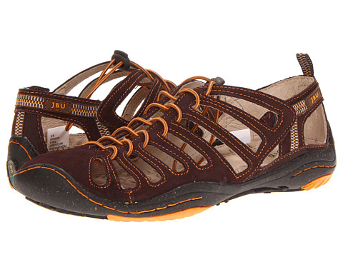 Jambu - Bath - Barefoot (Brown) Women