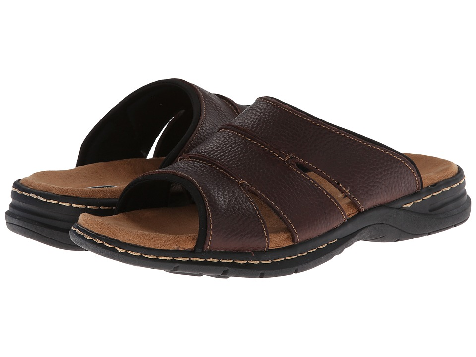 Dr. Scholl's - Gordon (Briar) Men's Slide Shoes
