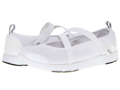 Propet - Travel Walker Mary Jane (White) Women