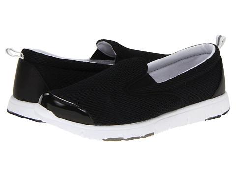 Propet - Travelwalker Lo Pro (Black) Women's Flat Shoes