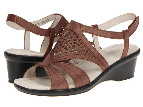 Propet San Remo (Whiskey) Women's Sandals