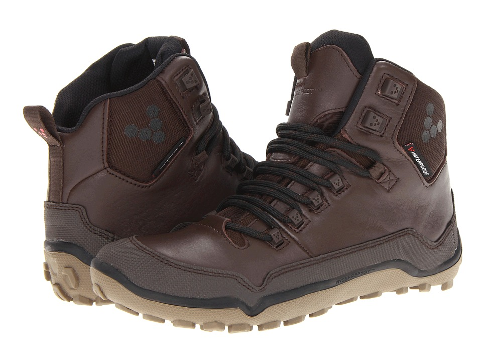 Vivobarefoot - Off Road Hi (Dark Brown) Women