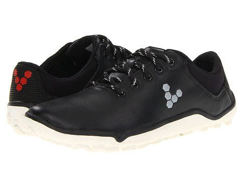 Vivobarefoot - Hybrid L (Black) Women's Running Shoes
