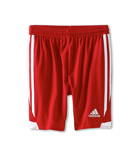 adidas Kids - Tiro 13 Short (Little Kids/Big Kids) (University Red/White) Boy