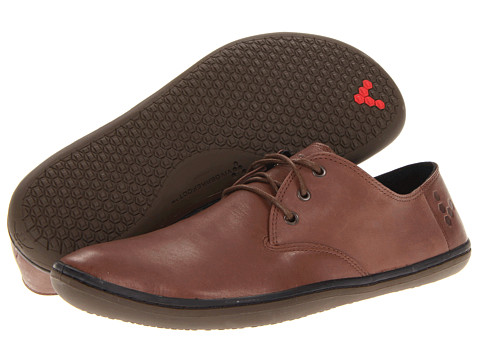 Vivobarefoot - Ra (Dark Brown 1) Men's Shoes