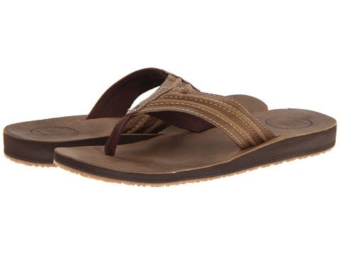 Reef - El Jefe '13 (Brown/Gum) Men's Sandals