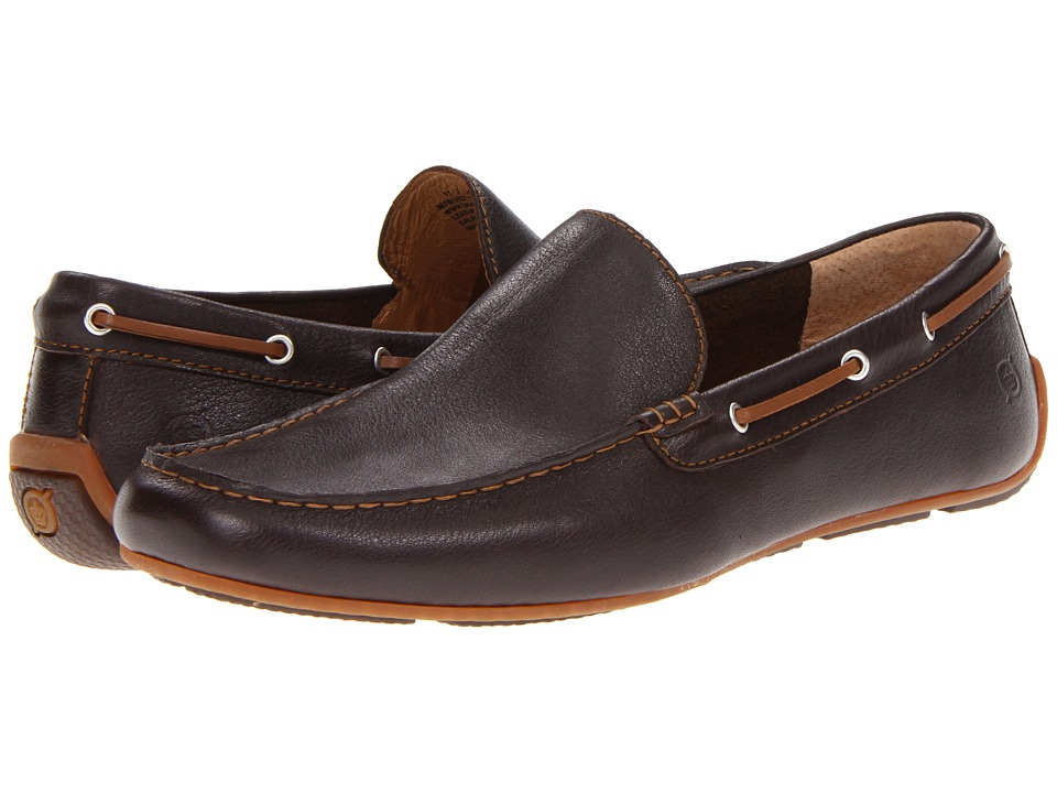 Born - Marcus (Mahogany) Men's Slip on Shoes