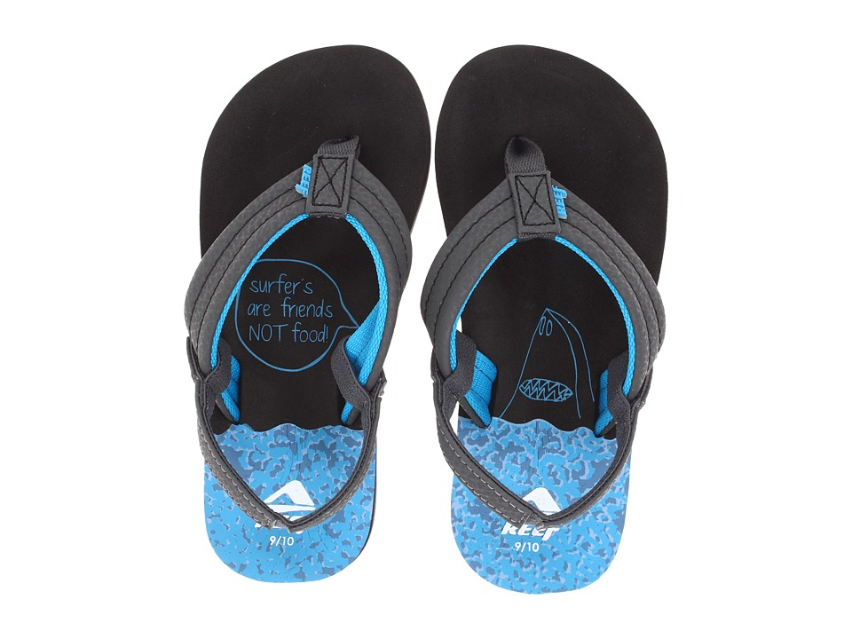 Reef Kids - Ahi (Infant/Toddler/Little Kid/Big Kid) (Surfers Are Friends) Boys Shoes