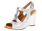 Born - Caity - Crown Collection (Bianco (White) Metallic)