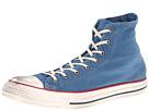Converse - Chuck Taylor All Star Washed Canvas Hi (Stellar Washed) - Footwear