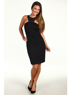 SALE! $121.99 - Save $228 on SACHIN BABI Keeley Dress (Jet) Apparel - 65.15% OFF $350.00