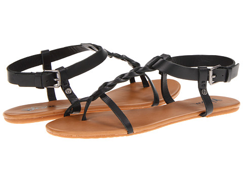 Volcom - Hot Summer Creedlers (Black) Women's Sandals