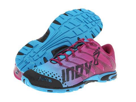 inov-8 - F-Lite 185 (Pink/Blue) Women's Running Shoes