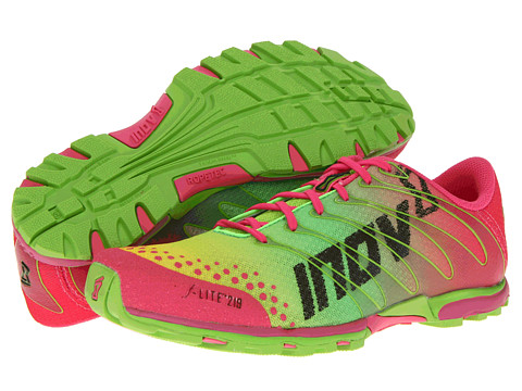 Inov-8 F-Lite 195 Women's Running Shoes - AW14 Purple Cushioned / Neutral Road Cross Training Free Delivery B INO510