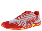 inov-8 Road-X 233 (Grey/Red/Yellow) Running Shoes