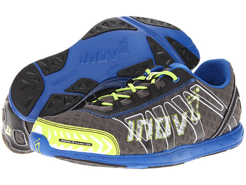 inov-8 - Road-XTreme 208 (Grey/Blue/Lime) Running Shoes