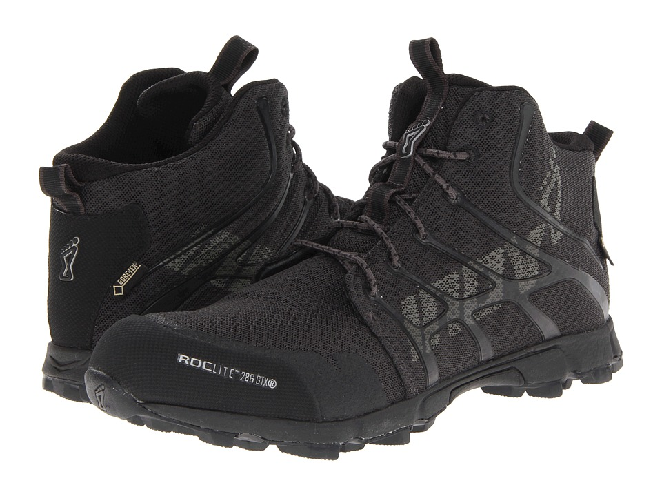 inov-8 - Roclite 286 GTX (Dark Slate) Running Shoes