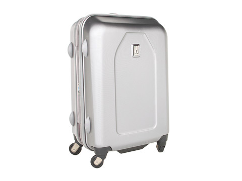 Travelpro - Crew 9 - 21 Carry-On Expandable Hardside Spinner (Titanium) Carry on Luggage
