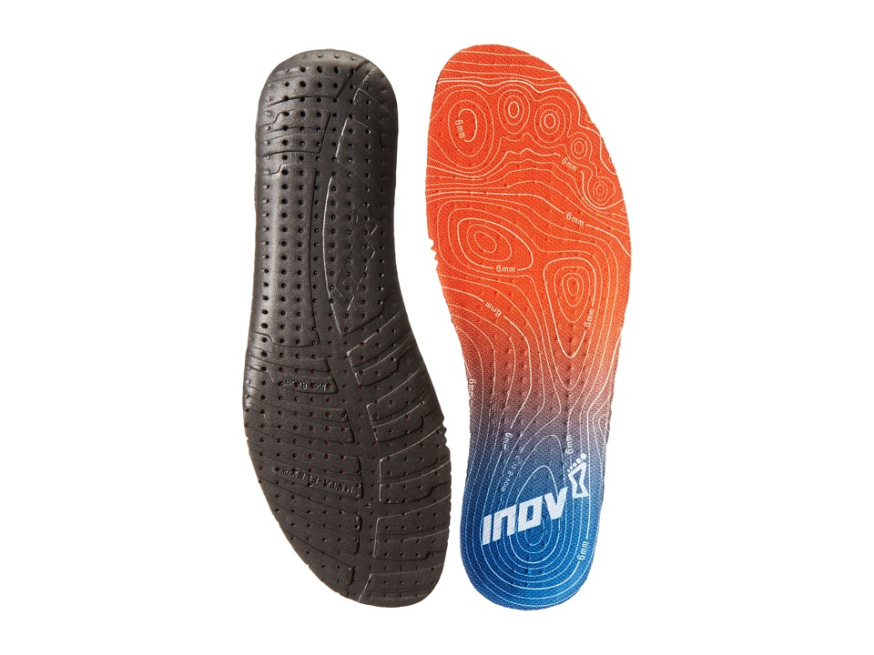 inov-8 - 6MM Footbed (Blue/Orange) Insoles Accessories Shoes