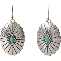 SALE! $14.99 - Save $10 on Lucky Brand Silver Conch Drop (Silver) Jewelry - 40.04% OFF $25.00