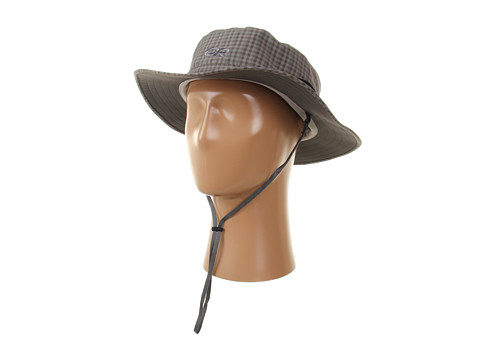 ... UPC 727602257341 product image for Outdoor Research Sol Hat (Pewter  Check) Caps  ba6d3d0049a