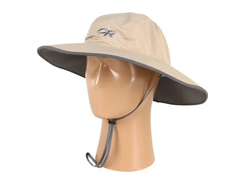 Outdoor Research - Aquifer Sombrero (Khaki) Traditional Hats
