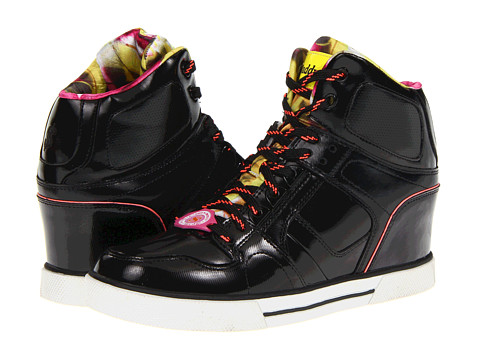SKECHERS - Daddy's Money - Cha-Ching (Black) Women's Lace up casual Shoes