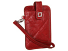 Lodis Accessories - Abbot Kinney Smartphone Case (Cranberry) - Bags and Luggage