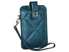 Lodis Accessories - Abbot Kinney Smartphone Case (Peacock) - Bags and Luggage