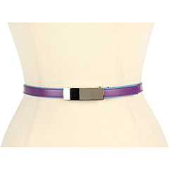 SALE! $11.99 - Save $22 on Lodis Accessories Audrey Skinny Tension Pant Belt (Grape) Apparel - 64.74% OFF $34.00