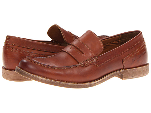 Calvin Klein Jeans - Prezley (Tan Pull Up Leather) Men