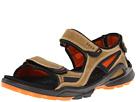 ECCO Sport - Biom Chiappo Terrain Sandal (Navajo Brown/Terracotta Yak Tycoon) -