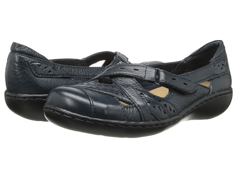 Clarks - Ashland Rivers (Navy) Women