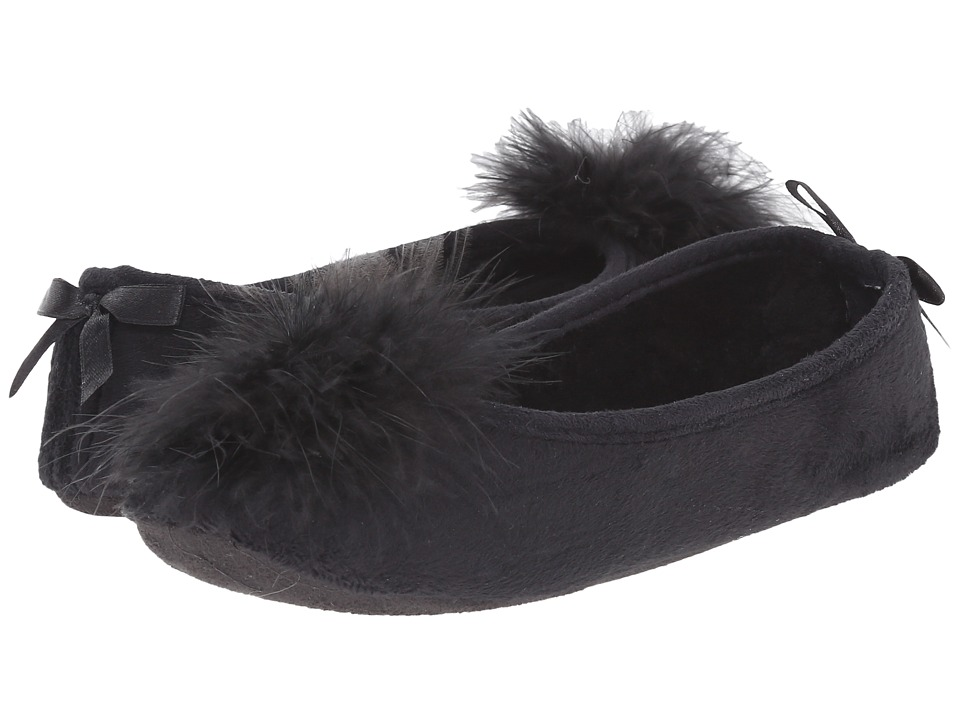 Patricia Green - Lola (Black) Women's Slippers