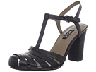 ECCO - Omak Closed Toe Sandal (Black) -